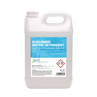 2Work Scrub Dryer Detergent Low Foam 5Lt