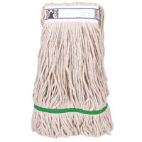 2Work 340g PY Kentucky Mop Green PK5