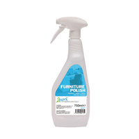 2Work Furniture Polish Trigger Spray 750ml 2W04171