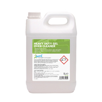 2Work Heavy Duty Oven Cleaner 5L