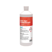 2Work Acidic Toilet Cleaner 1 Litre