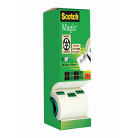 Scotch Magic Tape Tower Rolls Pk8