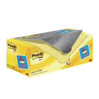 Post-it Yellow 76x76mm Notes Value Pack