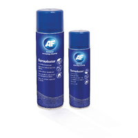AF Sprayduster 400g Non Flammable With Free 200ml Invertible Sprayduster AFI838856