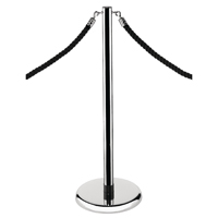 Economy Rope Stand Chrome