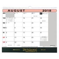 At-A-Glance Flip Wall Calendar MTV 2018