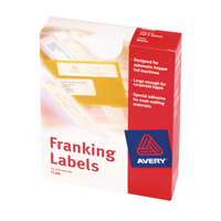 Franking Labels