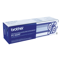 Brother Thermal Tfr Ribbon Pk2 PC302RF