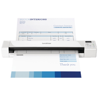Brother DS-820W Portble Document Scanner