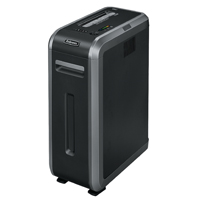 Fellowes Black 125Ci Cross-Cut Shredder
