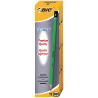 Bic Criterium Graphite HB Pencil (2 Packs of 12) 857595