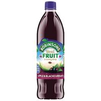 Robinsons Apple/Blackcurrant Squash No Sugar 1 Litre 402013