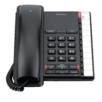 BT Black Converse 2200 Corded Phone
