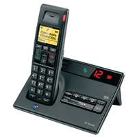 BT Diverse 7150 R DECT C/lss Phone/Answr