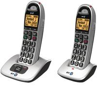 BT BT4000 Big Button DECT Cordless Phone