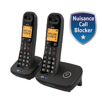 Image for BT 1700 DECT Twin Callblocker