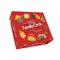 Family Circle Biscuits 720g A07942