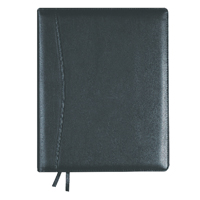 Collins Elite Executive Week to View 2018 Diary Black 1130V