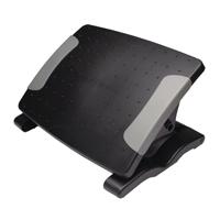 Contour Ergonomics Executive Adjustable Footrest Black CE77689