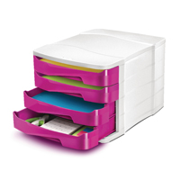 CEP Pro Pink Gloss Drawer Set 394Bi