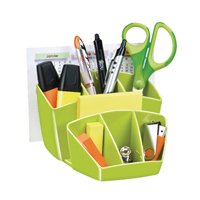 CEP ProGloss Desk Tidy Green580G