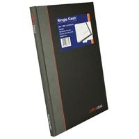 Collins Ideal A4 Book Single Cash 192 Pages 6421