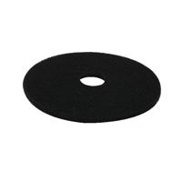 3M Black Floor Pads 17in 430mm Pk5