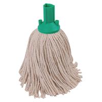 Exel 250g Green Mop Head Pk10 PYGN2510L