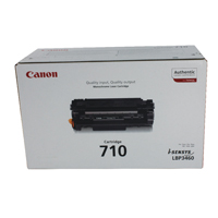 Canon 710 Black Toner Cartridge