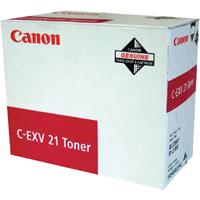 Canon C-EXV 21 Yellow Toner Cartridge