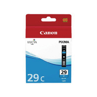 Canon PGI-29 Cyan Ink Cartridge