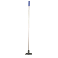 Kentucky Blue Mop Handle with Clip