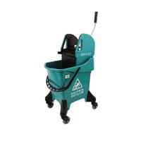 Hygineer Ergo H/D Green Mop Bucket 31Ltr
