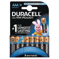 Duracell Ultra AAA Battery Pk8