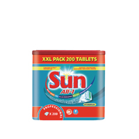 Sun All in 1 Dishwasher Tablets Pk200