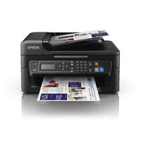 Epson Workforce WF-2630WF Multifunctional Colour Printer C11CE36401
