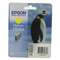 )Epson Inkjet Yellow T559440