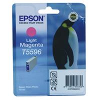 )Epson Inkjet Light Cyan T559540