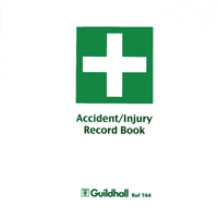 Image for Guildhall Accident and Injury Book T44