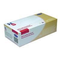 Handsafe Vinyl Gloves Medium Pk100 Gn52