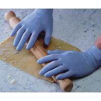 Shield Powder-Free Latex Gloves Sm Pk100