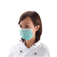 Shield Non-Woven 3-Ply Face Mask Pk50