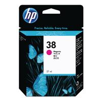 HP 38 Magenta Pigment Cartridge C9416A