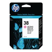 HP 38 Light Magenta Pigment Ink C9419A