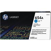 HP 654A Cyan LaserJet Tnr Cart CF331A
