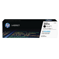 HP 201A Black Original LaserJet Toner Cartridge CF400A