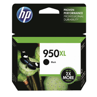 HP 950XL Black Officejet Ink CN045AE
