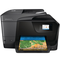HP Officejet Pro 8710 AIO Printer