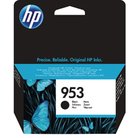 HP 953 Black Cartridge L0S58AE