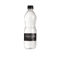 Harrogate Still Spring Water 500ml Plastic Bottle P500241S (Pack of 24)